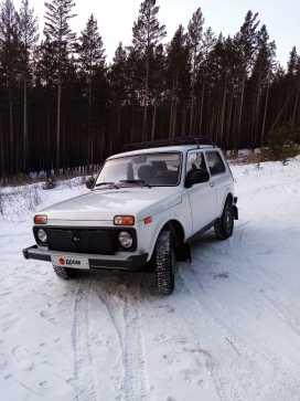 Улан-Удэ 4x4 2121 Нива 2012