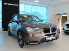 Киров BMW X3 2011