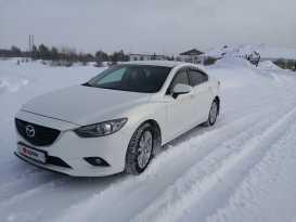 Радужный Mazda6 2014