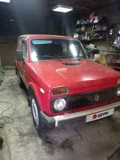 Кемерово 4x4 2121 Нива 1985