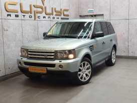 Красноярск Range Rover Sport