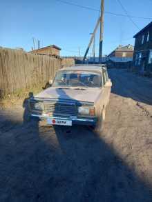 Кутулик 2107 1989