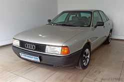 Москва Audi 80 1988