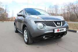 Архара Nissan Juke 2013
