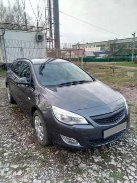 Уфа Astra 2012