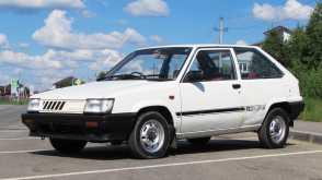 Бердск Corolla II 1985