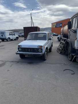 Улан-Удэ 4x4 2121 Нива 2009