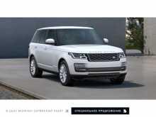 Москва Range Rover 2021