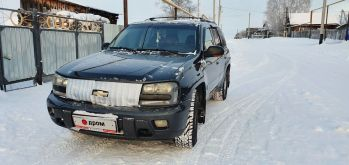 Нягань TrailBlazer 2005