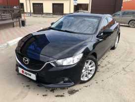 Омск Mazda6 2015