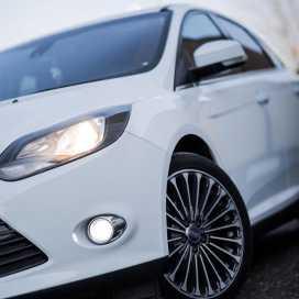Грозный Ford Focus 2011