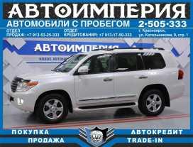 Красноярск Land Cruiser 2013