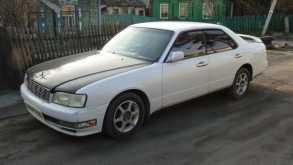 Новосибирск Cedric 1984