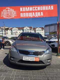 Севастополь Ceed 2012