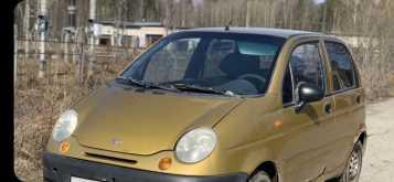 Ижевск Matiz 2003