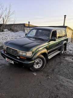 Ленинск-Кузнецкий Land Cruiser 1996