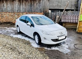 Реж Peugeot 408 2013