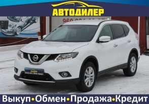 Новокузнецк X-Trail 2017