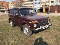 Тольятти 4x4 2121 Нива 2012