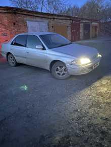 Омск Carina 1998