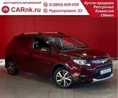 Новокузнецк X50 2015