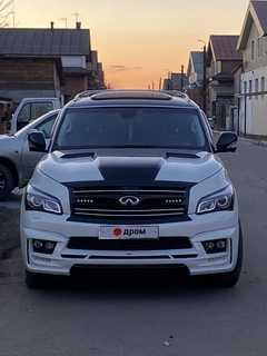 Улан-Удэ QX56 2012
