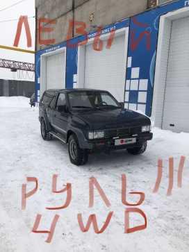Томск Terrano 1991