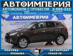 Красноярск Hyundai ix35 2013