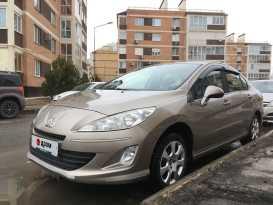 Казань Peugeot 408 2012