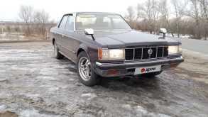 Минусинск Crown 1982