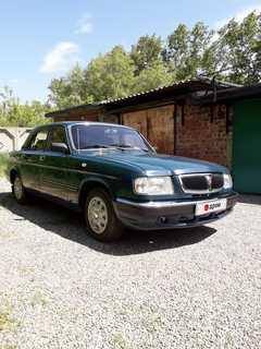 Иркутск 3110 Волга 2001