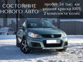 Кемерово SX4 2012
