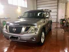 Чита Nissan Patrol 2010