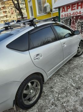 Берёзовский Prius 2008