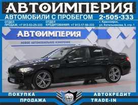 Красноярск BMW 5-Series 2013