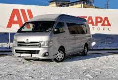 Челябинск Hiace 2011