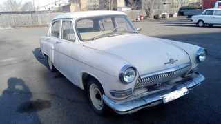 Абакан 21 Волга 1969