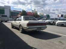 Нижневартовск Chaser 1990