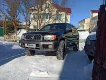 Омск Pathfinder 1999