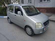 Новосибирск Wagon R Solio 2001