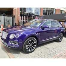 Екатеринбург Bentley 2016