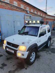 Троицк Pajero Mini 2000