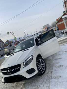 Барнаул GLE Coupe 2019
