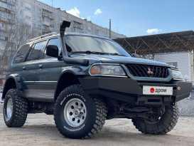 Новосибирск Montero Sport 2003