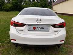 Шемурша Mazda6 2012