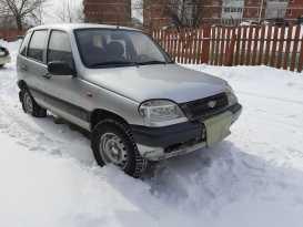 Хабаровск Niva 2007