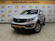 Москва Sportage 2014