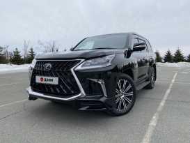 Владивосток Lexus LX570 2019