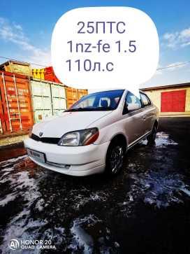 Ленинск-Кузнецкий Toyota Platz 2001