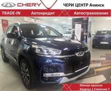 Ачинск Chery Tiggo 8 2020
